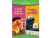 Sesame Street: 123 Count with Me and Learning About Letters