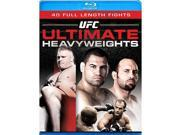 UFC: Heaviest Hits Best of the Heavyweights BLU-RAY Disc 9SIA3G618V7709