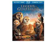 Legend of the Guardians: The Owls of Ga'Hoole BLU-RAY Disc 9SIA3G618V8468