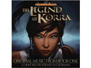 The Legend of Korra - Original Music from Book One 9SIA17P3WN5069