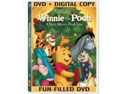 Winnie The Pooh: A Very Merry Pooh Year Special DVD DVD/Digital Copy 9SIA17P2T52846