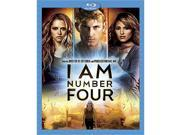 I Am Number Four BLU-RAY Disc 9SIA3G618Z8843