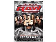 WWE: The Best of Raw 15th Anniversary 3 DVD set 9SIA3G61AH6553