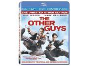 The Other Guys BLU-RAY Disc #zMC 9SIA3G61AK8031