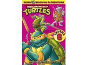 Teenage Mutant Ninja Turtles, Vol. 6 DVD 9SIA3G61AM1087