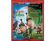 Prep & Landing: Naughty vs. Nice Blu-Ray Combo Pack 9SIA17P3G75100