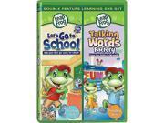 LeapFrog: Let's Go To School/Ttalking Words Factory DVD