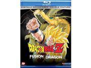 Dragon Ball Z: Fusion Reborn - Wrath Of Dragon BLU-RAY 9SIA3G61AM1225