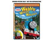 Thomas & Friends Wobbly Wheels & Whistles DVD - Fullscreen