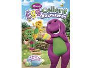 Barney: Egg-Cellent Adventures DVD