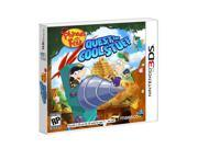 Phineas Ferb Quest  3DS