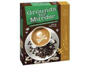 Grounds For Murder Classic Mystery Jigsaw Puzzle - 1000-Piece