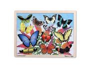 Melissa & Doug Jigsaw Puzzle 48-Piece - Butterfly Garden