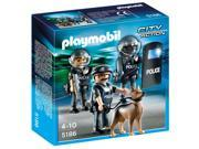 Playmobil Police Unit