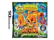 Moshi Monsters: Katsuma Unleashed for Nintendo DS