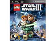 LEGO Star Wars III: The Clone Wars for Sony PS3