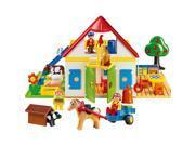 Playmobil 123 Playset - Large Farm
