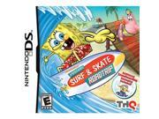 SpongeBob's Surf & Skate Roadtrip with 10  Board Skins for Nintendo DS
