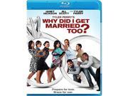 Tyler Perry's Why Did I Get Married Too BLU-RAY Disc 9SIA3G61B00934