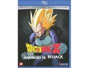 Dragon Ball Z: Android Assault - Bojack Unbound BLU-RAY Disc 9SIA3G61B08080