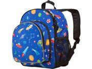 Wildkin Pack 'n Snack Backpack – Olive Kids Out of This World