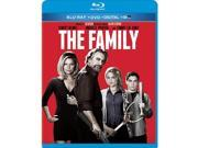 The Family Blu-Ray Combo Pack Blu-Ray/DVD/Ultraviolet 9SIV1976XZ4866