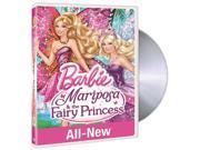 Barbie Mariposa and the Fairy Princess DVD 9SIAA765825694