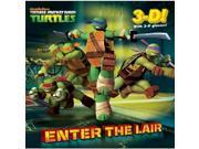 Teenage Mutant Ninja Turtles Enter the Lair Book 9SIAA9C3WJ8222