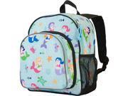 Wildkin Pack 'n Snack Backpack - Olive Kids Mermaids 9SIA00Y0A74663