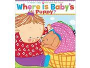 Where Is Baby's Puppy A Lift-the-Flap Book