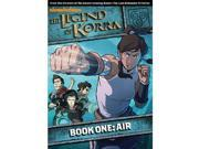 Legend of Korra: Book One Air 2 Disc DVD 9SIAA765869733