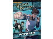 Legend of Korra: Book One Air 2 Disc DVD 9SIA17P3ET1403