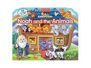 Fisher Price Little People Noah and the Animals Book 9SIAEP16NV3445