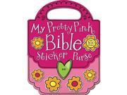 My Pretty Pink Bible Sticker Purse (9SIABHA4WJ1695 9781848799608 Make Believe Ideas) photo