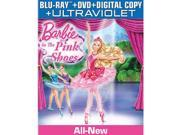 Barbie in the Pink Shoes Blu-Ray DVD 9SIAA763US4685