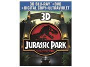 Jurassic Park 3D Blu-Ray Combo Blu-Ray DVD Digital Copy Ultraviolet