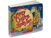 Merry Christmas, Stinky Face Board Book