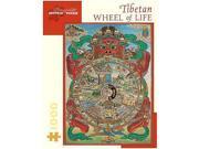 Tibetan Wheel of Life Puzzle - 1000-Piece
