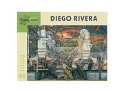 Diego Rivera Detroit Industry Puzzle - 1000-Piece