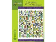 Christopher Marley - Exquisite Creatures Puzzle: 1000 Pcs