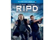 R.I.P.D. Blu-Ray Combo Pack Blu-Ray/DVD/Digital Copy 9SIAA763US5529