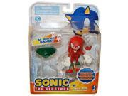 "Sonic 3"""" Figure with Accessory - Knuckles"" 9SIA01973F4232"