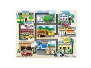 Melissa & Doug Wooden Maze Puzzle: Vehicles