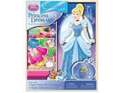 Disney Cinderella 25-Piece Wood Playset