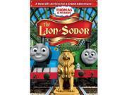 Thomas & Friends Lion of Sodor DVD - Fullscreen