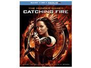 The Hunger Games: Catching Fire Blu-Ray Combo Pack Blu-Ray/DVD/Ultraviolet 9SIA3G61E04144