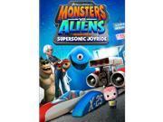 Monsters vs Aliens: Supersonic Joyride DVD