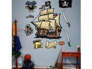 Fathead Pirates Wall Decal 9SIAD245CF1122