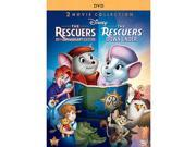 The Rescuers: 35th Anniversary Edition/the Rescuers Down Under [2 Discs] 9SIA17P3ES7012