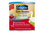 Enfagrow Toddler Transitions Soy Powder Infant Toddler Form 20 Ounce Can